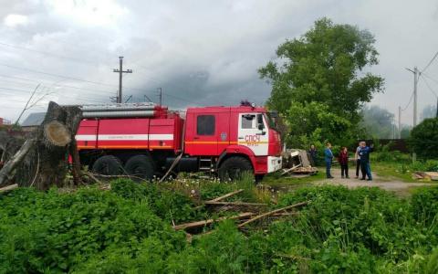 Пензенская пенсионерка из мести сожгла дом соседки