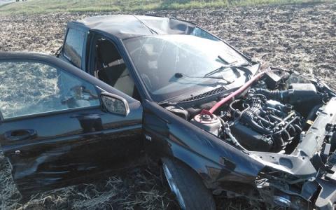 В Пензенской области в аварии погибли двое парней