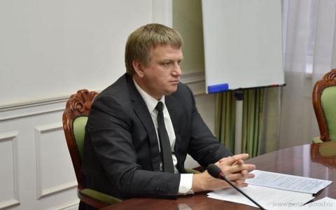 Лузгин рассказал о расширении проспекта Строителей до 6 полос