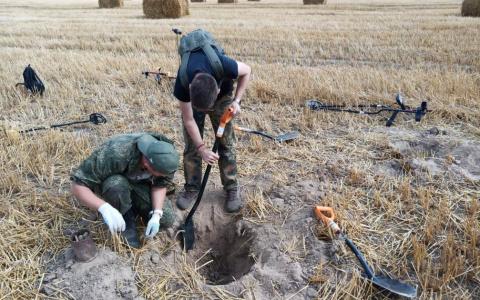Во время поисковых работ в Беларуси нашли останки пензенца