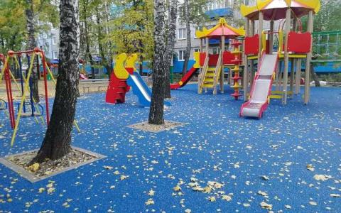 Более 24 миллионов рублей хотят потратить на детские площадки в Пензе