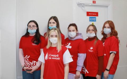 В Пензе идет набор добровольцев в Службу крови