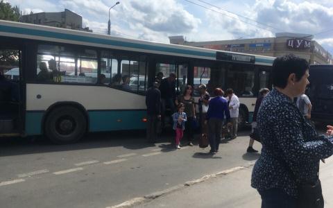 Общественный транспорт в Пензе изменит схему движения
