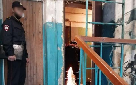В Пензе двое малышей оказались запертыми дома