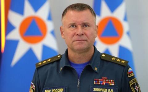 Глава МЧС России погиб, пытаясь спасти упавшего в воду человека