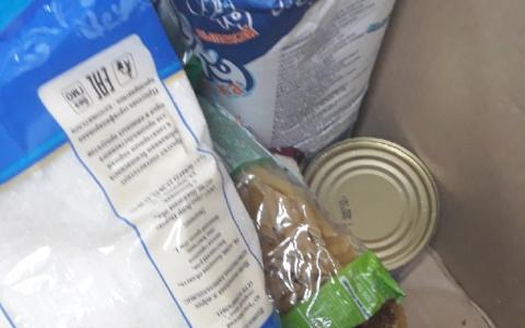 Сухпаек с сюрпризом: пензячка получила продуктовую помощь
