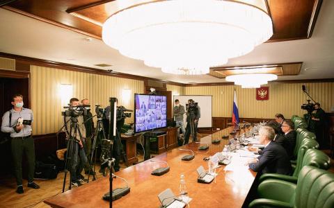 «Единая Россия» и Правительство РФ реализуют инфраструктурные проекты в регионах