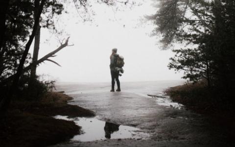 Испуганную женщину нашли в пензенском лесу