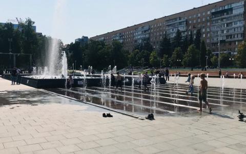 Светомузыкальный фонтан в Пензе скоро перестанет работать