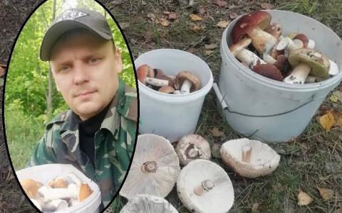 """Интервью с грибником: """"На вкус, как мясо, но люди обходят этот гриб стороной"""""""