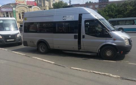 Водитель рассказал, почему в Пензе не переходят на оплату картами в маршрутках