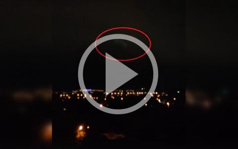 Пензенцы продолжают наблюдать «паранормальное явление» в небе