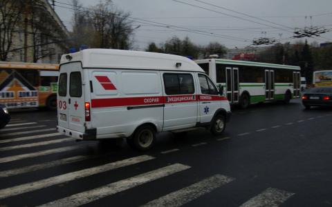 В Пензе водитель сбил двух женщин