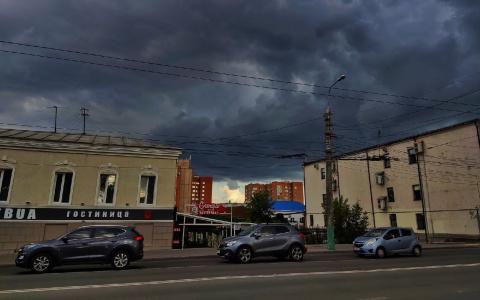 Пензенские синоптики предупредили об надвигающейся погодной опасности
