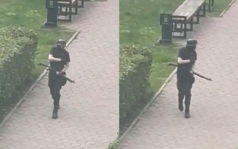 """""""Единицы из вас заслуживают существования"""": предполагаемый стрелок в Перми опубликовал обращение"""