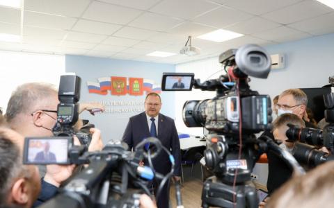 Названа предварительная дата инаугурации губернатора Пензенской области