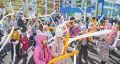 Праздники двора от «Термодома» продолжают объединять жителей Спутника