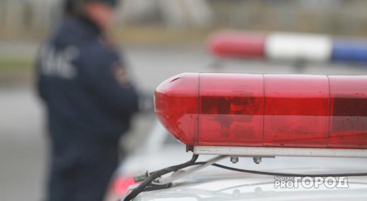 В Пензенском районе водитель Мазды сбил пешехода