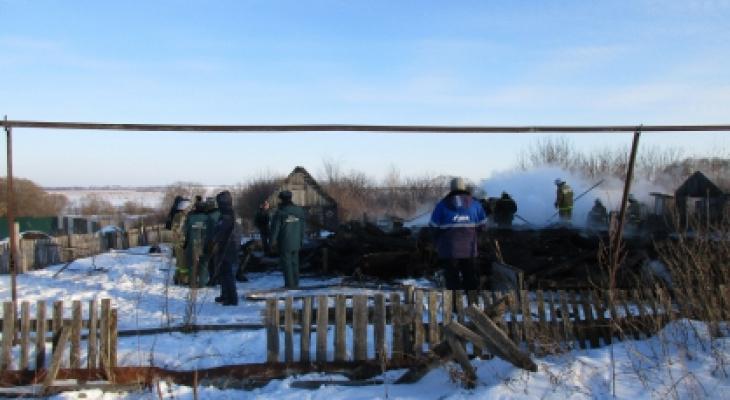В Пензенской области Следком проверит гибель четырех человек на пожаре