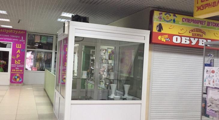 В Пензе вновь заработал торговый центр, закрытый приставами
