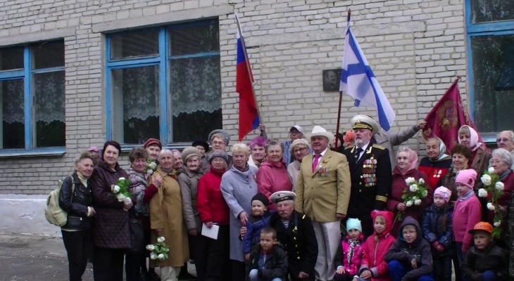 Ветераны из Пензы побывали на малой родине великого русского адмирала Истомина