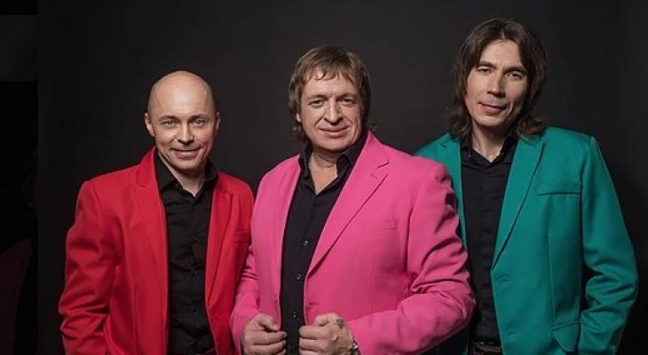 Группа «Рождество» выступит в Пензе в конце сентября