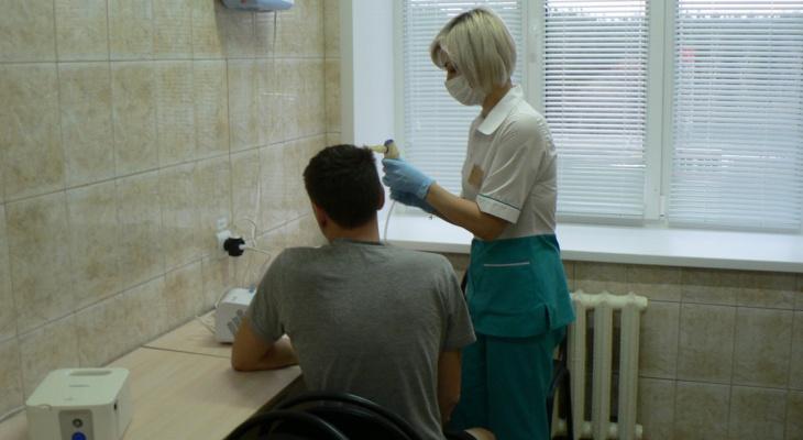 История пензенца из больницы - к Всемирному дню борьбы с пневмонией