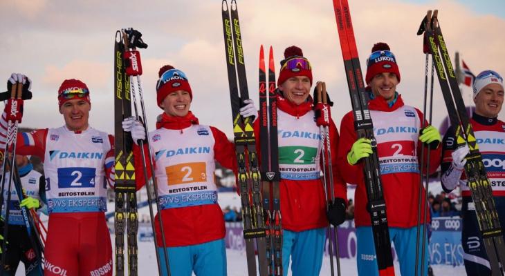 Студент ПГУ завоевал серебро на лыжном этапе Кубка мира в Скандинавии