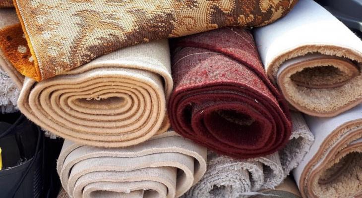 Пензенцы массово сдают свои ковры!