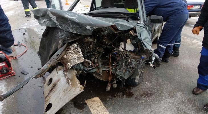 Подробности аварии в Пензенском районе: Двое пострадавших, один погибший