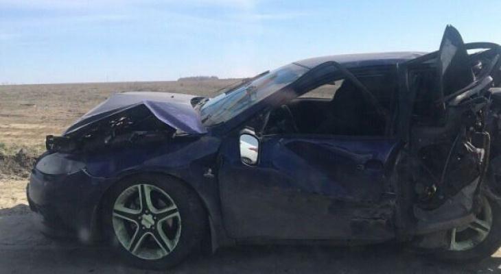 """""""Есть пострадавший"""": на трассе в Пензенской области столкнулись четыре авто"""