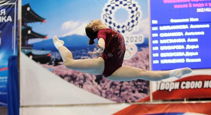 """""""Алия очень хочет выступать"""": пензенская гимнастка будет участвовать в Европиаде"""