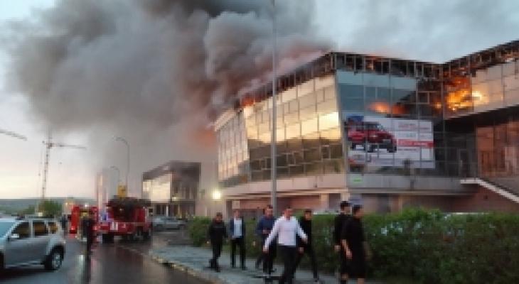 Страшный пожар в Кемерово: пензенцы обсуждают ЧП в соцсетях