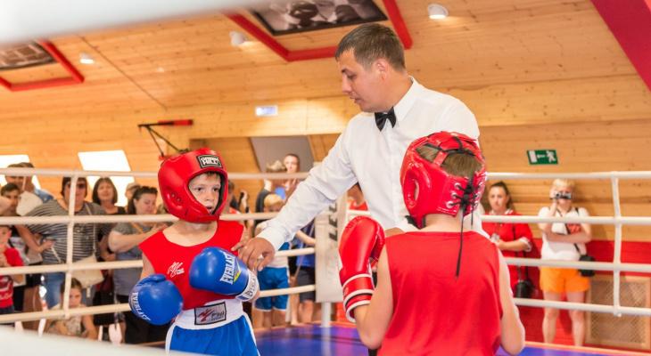 В Спутнике прошел турнир по боксу на призы гендиректора компании «Термодом»