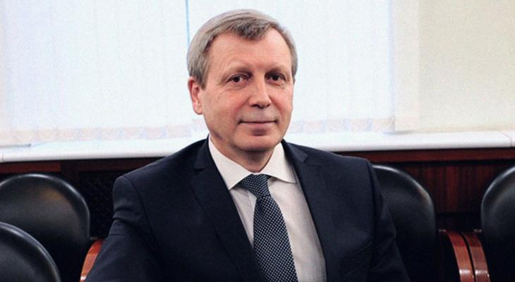 Замглаву Пенсионного фонда России задержали по делу о взятке