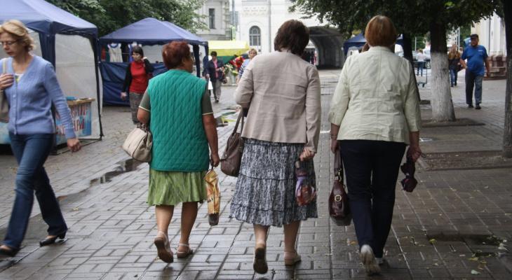 """""""О переносе не сообщили, талоны запретили"""": пензенцы льют слезы из-за районного пенсионного фонда"""