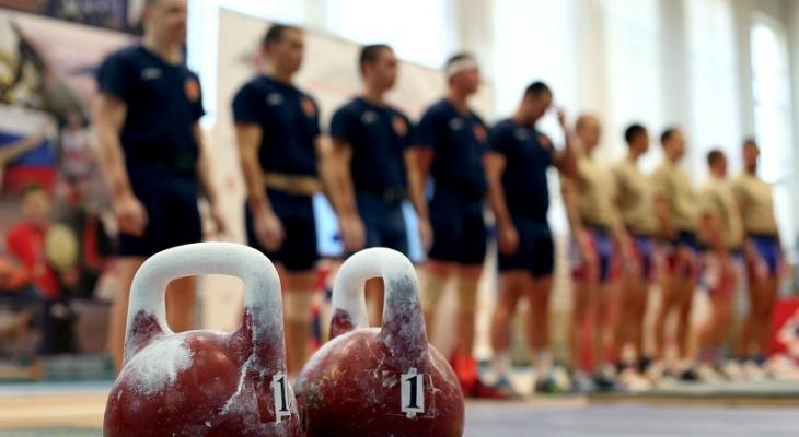 В Пензе пройдет фестиваль по гиревому спорту
