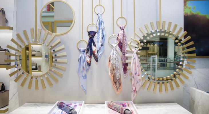 5 способов красиво завязать платок: советы жительницам Пензы