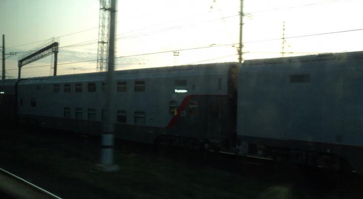 Из Пензы в Москву запустят двухэтажные поезда