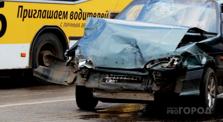 «У него кровь носом пошла»: школьник о подробностях аварии с пассажирским автобусом в Пензе