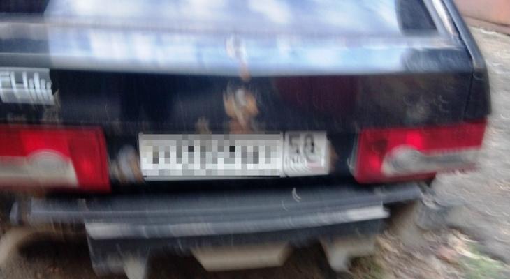 У предполагаемого yбийцы 9-летней Лизы в соцсетях нашли снимок машины с пензенскими номерами