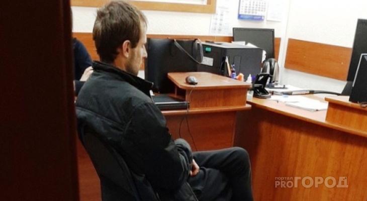 «С ним «поработали»: очевидец о поведении возможного yбийцы 9-летней Лизы на дoпрoсе