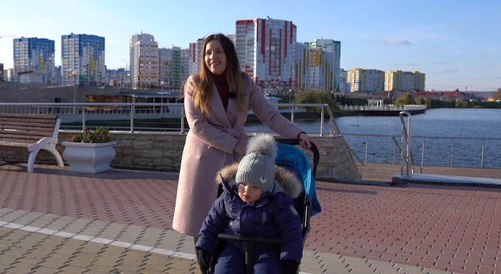Алла Чуркина: моя семья растет вместе со Спутником