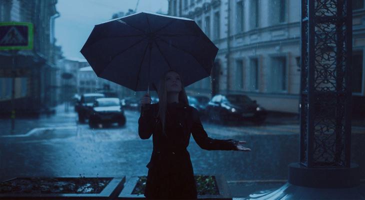 В Пензе ожидается ветреная погода с дождем