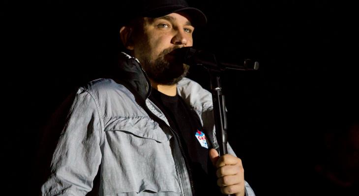 В Пензе Баста записал песню для нового альбома