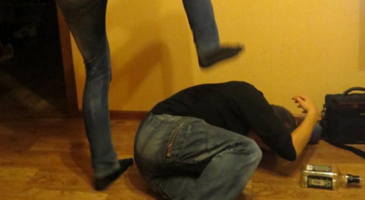 Новогоднее празднование в пензенском центре занятости кончилось убийством