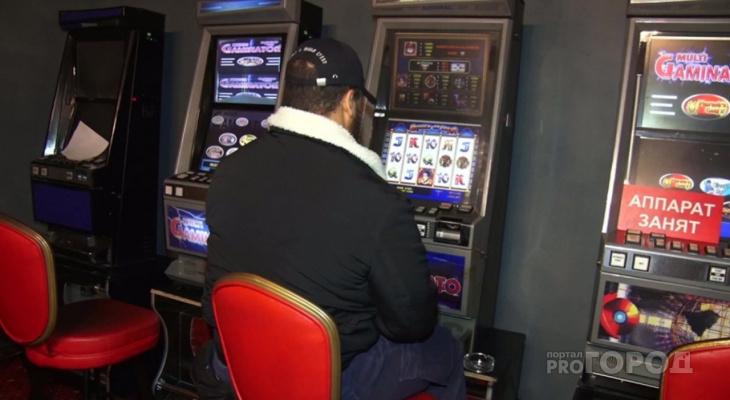 В Пензе «накрыли» подпольное казино – личность владельца установлена
