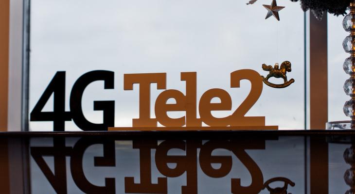 Клиенты Tele2 в новогодние праздники скачали вдвое больше трафика, чем годом ранее