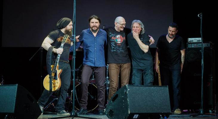 В Пензе выступит легендарная сибирская рок-группа «Калинов мост»