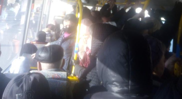 «Едут в могилу»: что творится в автобусах Пензы